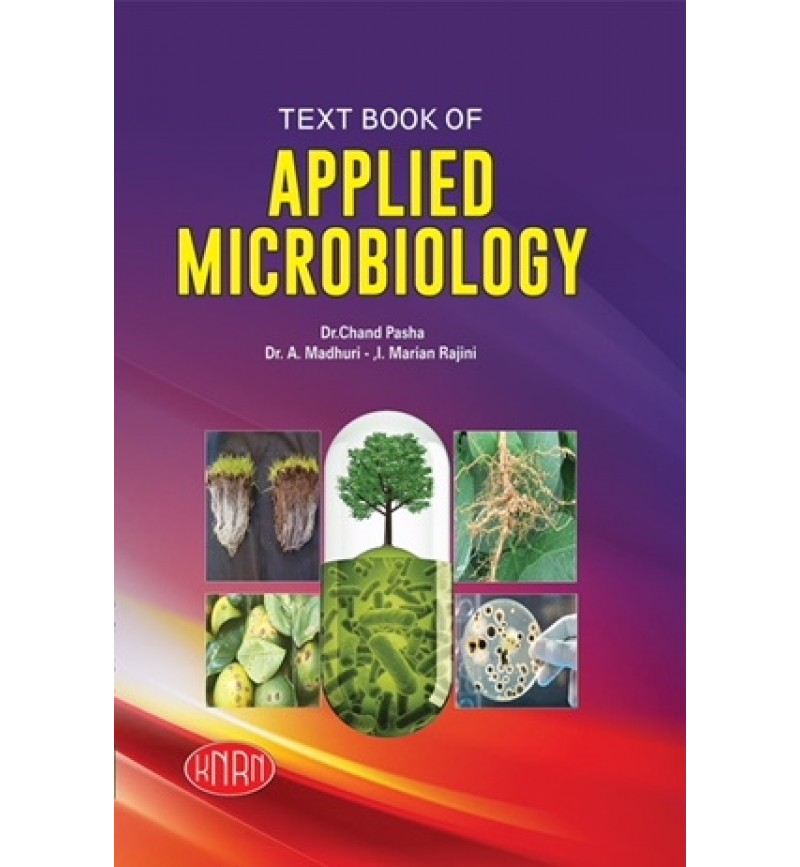 A Text Book of Applied Microbiology (with Practicals)